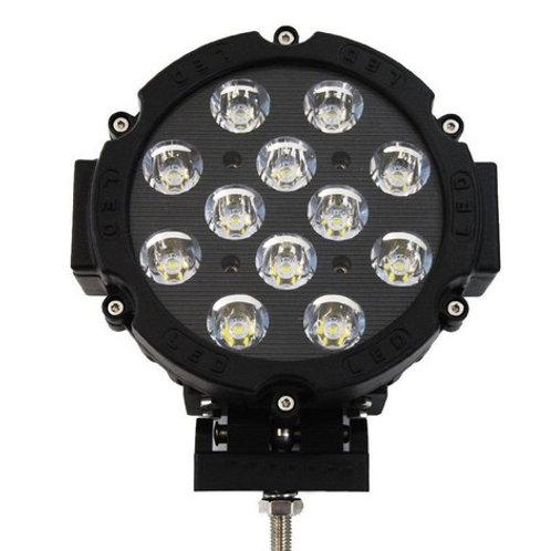 """7"""" Xtreme """"Round"""" LED Light"""