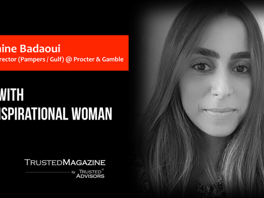 Q&A with an inspirational woman: Yasmine Badaoui