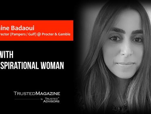 Q&A with an inspirational woman: Yasmine Badaoui