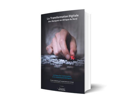 """Article La MAP """"Le rapport 2019 sur la transformation digitale des banques, par Trusted Advisors"""""""