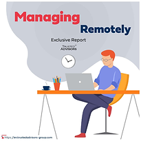Managing Remotely - Trusted Advisors rep