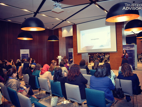 #FemmesManagers: Conférence Trusted Advisors avec 10 Retours d'Expériences.