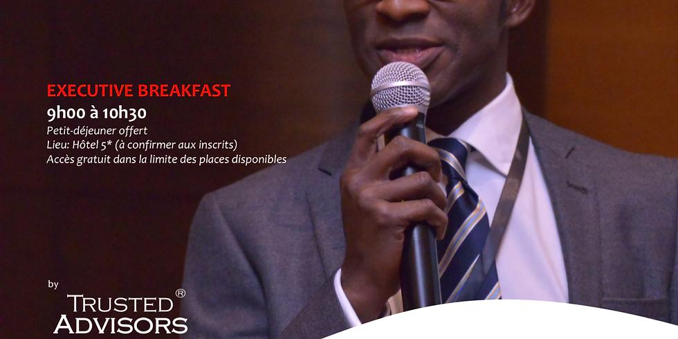 Exécutive Breakfast: Retours d'expériences/ Comment Trusted Advisors accompagne la transformation agile des entreprises?
