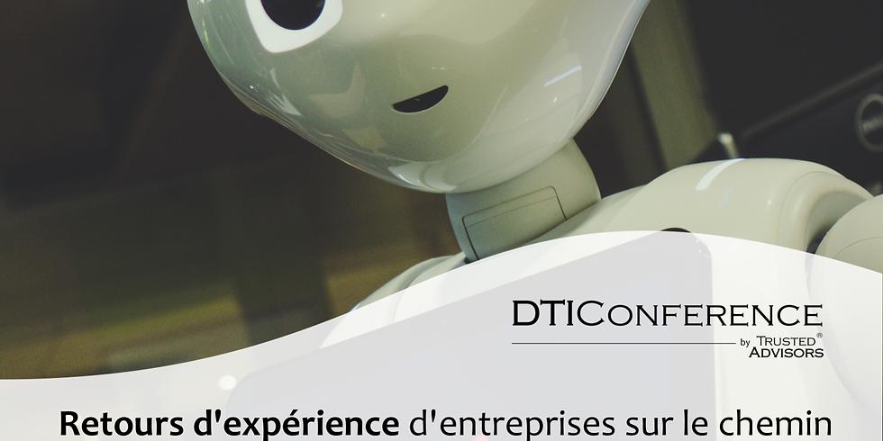 Intelligence Artificielle: Retours d'expérience d'entreprises sur le chemin de la transformation