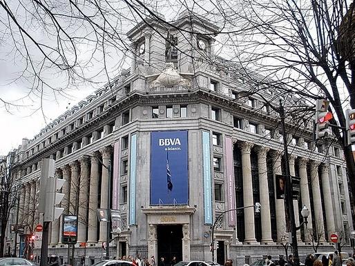 La transformation de la banque BBVA