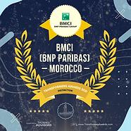 BMCI - Distinction - Transformers Awards