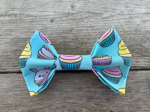 Easter Cupcakes Bowtie