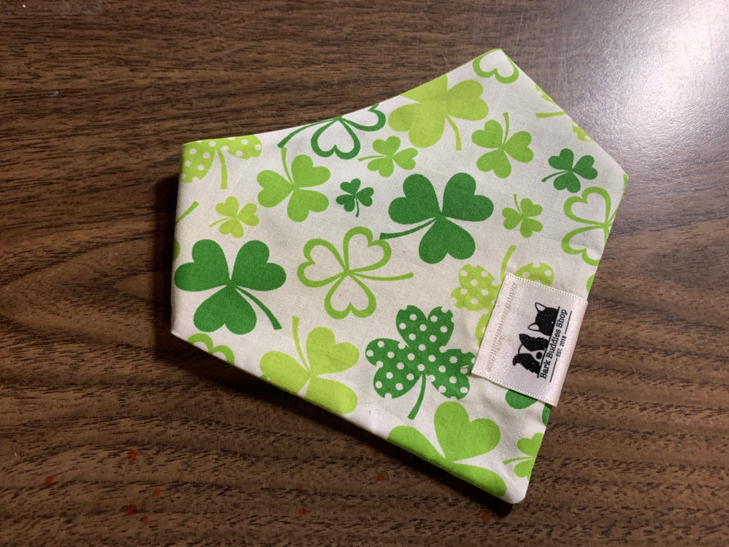 St. Paddy's Day Bandana