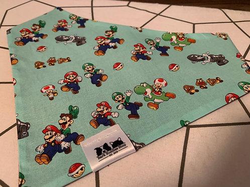 Mario & Luigi's Gang Bandana