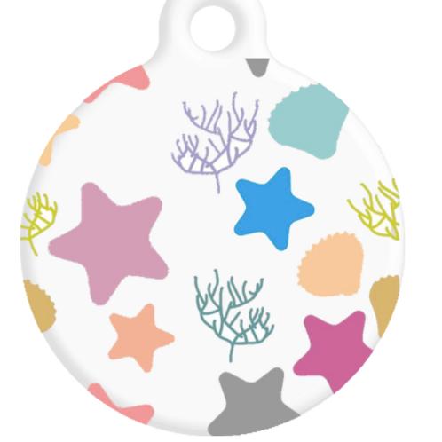 Sea Stars ID Tag