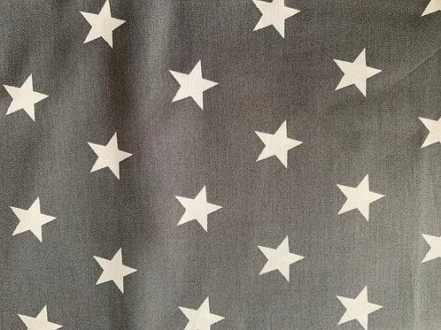 Grey Stars Bandana