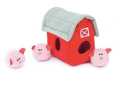 Burrow Pig Barn