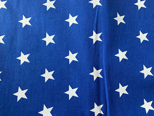 Blue Stars Bandana
