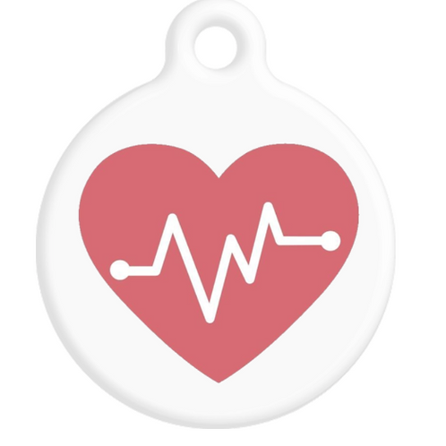 Beating Heart ID Tag
