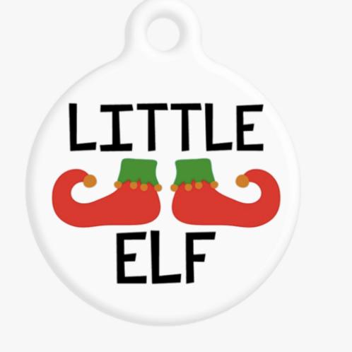 Little Elf ID Tag
