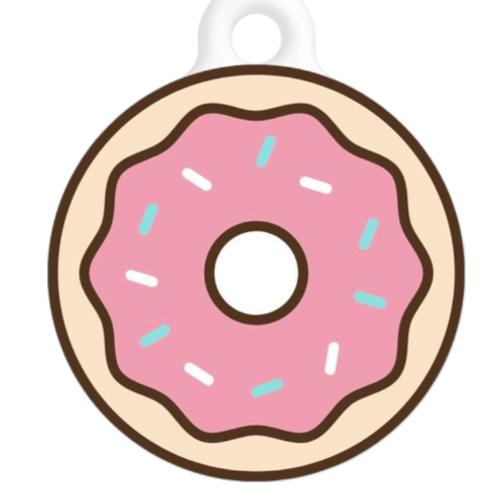 Donut ID Tag