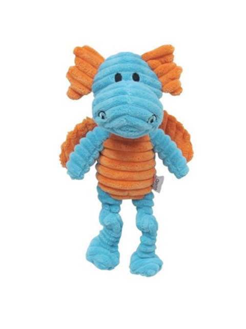 KNOTTED DRAGON - BLUE - S
