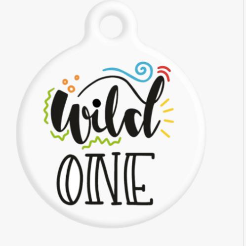 Wild One ID Tag