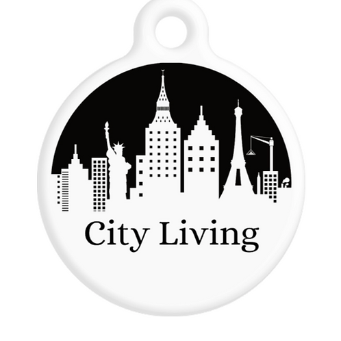 City Living ID Tag