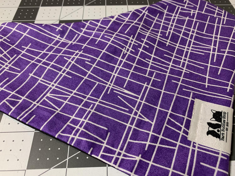 Purple Perfection Bandana