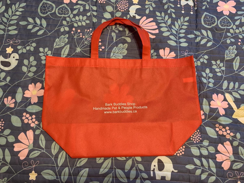 Reusable Bark Buddies Shop Bag