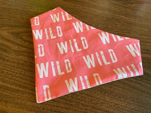 Pink Wild Bandana
