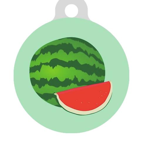 Watermelon ID Tag