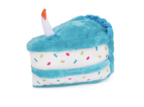Birthday Cake -Blue