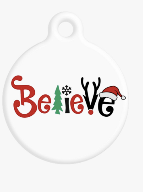 Believe ID Tag