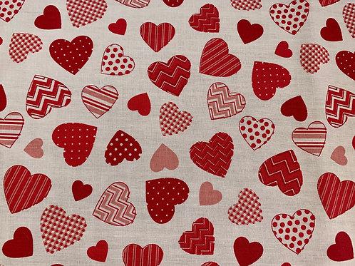 Hearts Bandana