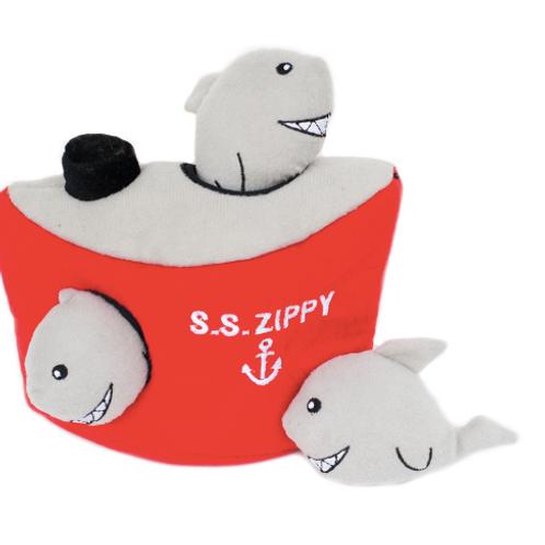 Burrow Shark 'n Ship