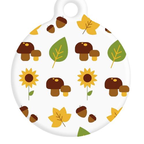 Fall Symbols ID Tag
