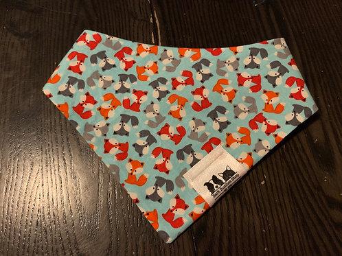 Mini Foxes Bandana