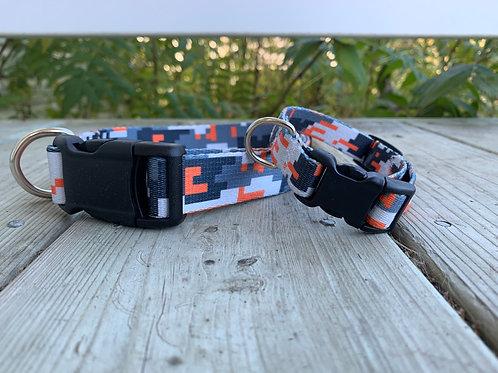 Camo Adjustable BBS Collar