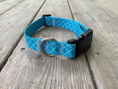 You Blue Me Away BBS Adjustable Collar