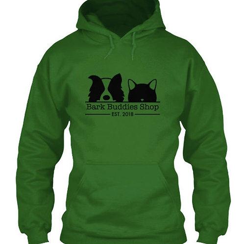Bark Buddies Shop Logo Hoodie