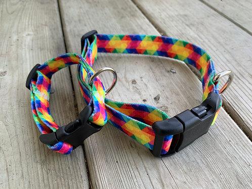 Kaleidoscope Adjustable BBS Collar