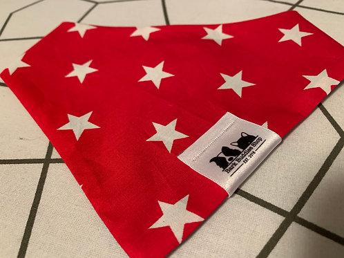 Red Star Bandana