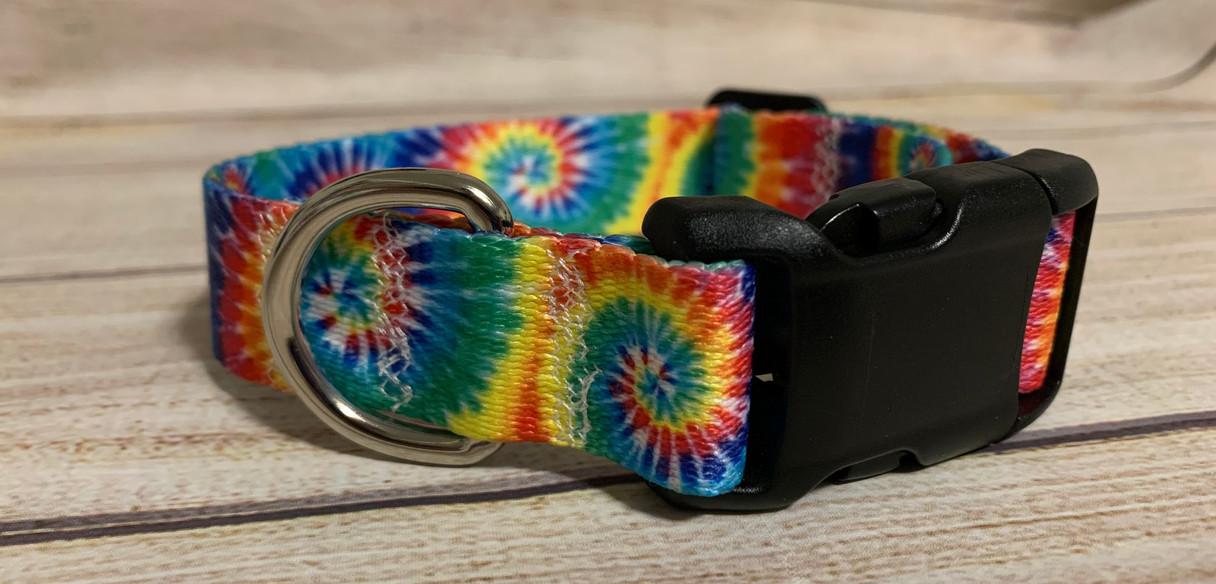 Tie-Dye Collar