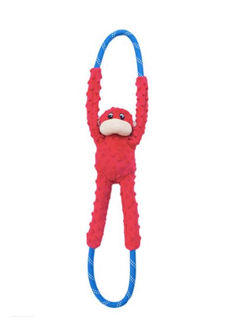 Monkey Tug - Red