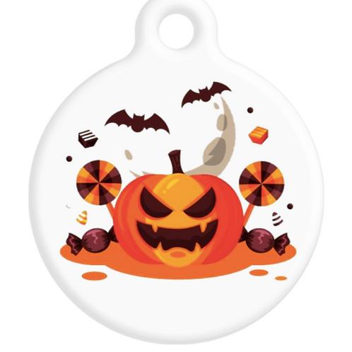 Spooky ID Tag