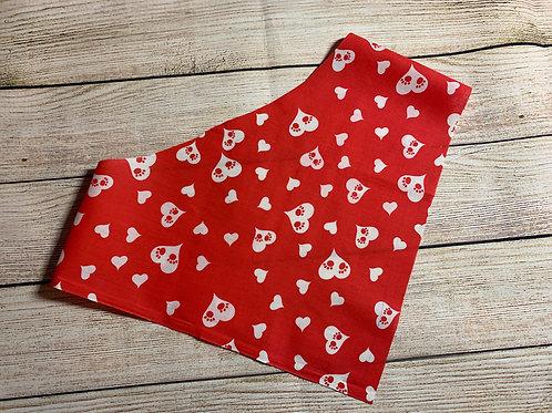 Valentine's Love Paws Bandana