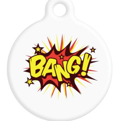 Bang! ID Tag
