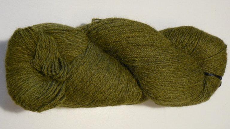 Heather Prime Alpaca (Dyed) Yarn-Lemon Grass