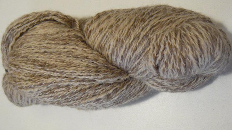 Peruvian Tweed - Soft Tan