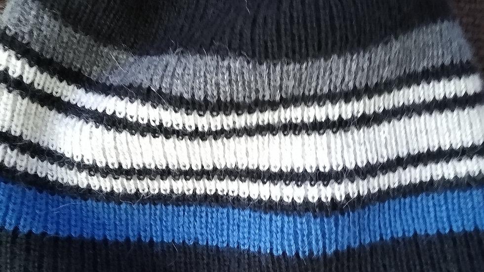 Knitted Alpaca Hat Made in Peru