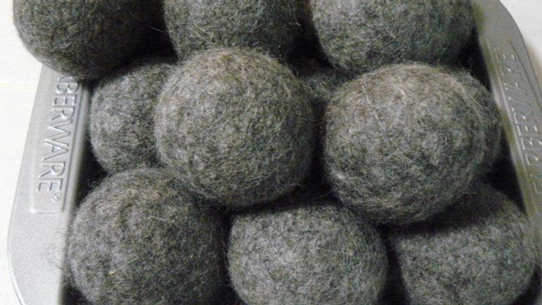 100% Alpaca Dryer Balls (set of 3)