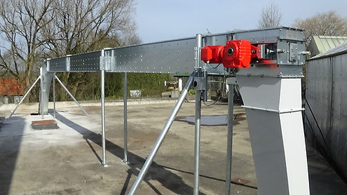 Chain conveyor type GWS200