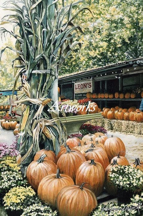 Autumn at Leon's