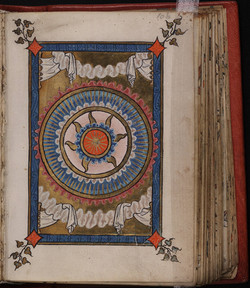 Rothschild Canticles 106r